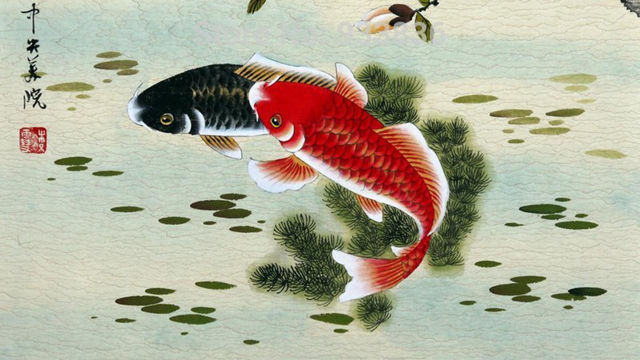 картинки китайская живопись