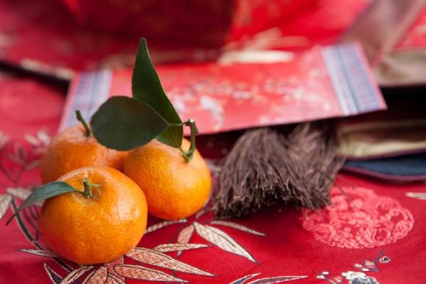 Китайский новый год и утка по-пекински